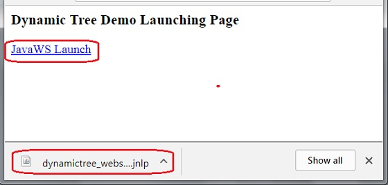 Run JNLP File with JavaWS in Chrome Manually